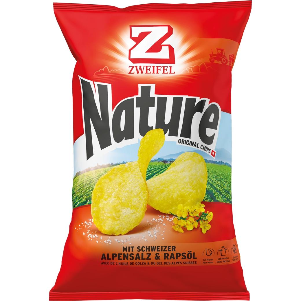 Zweifel Original Chips Nature - 90g