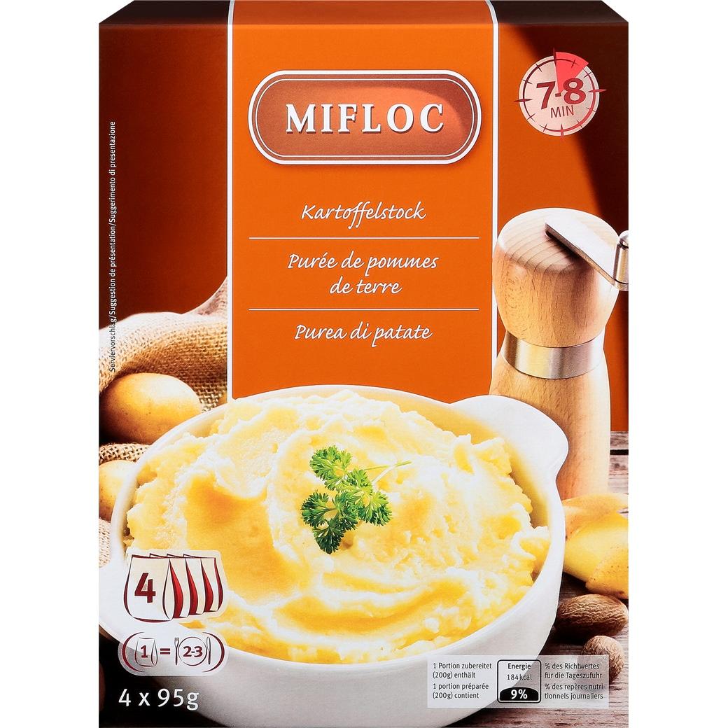 Kartoffelstock 'Mifloc'