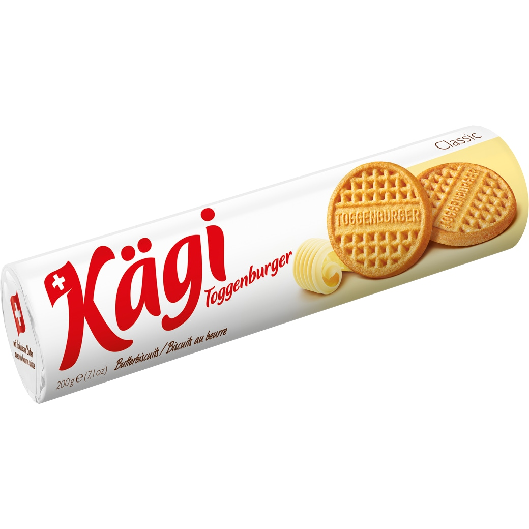 Kägi Butterbiscuits «Toggenburger»