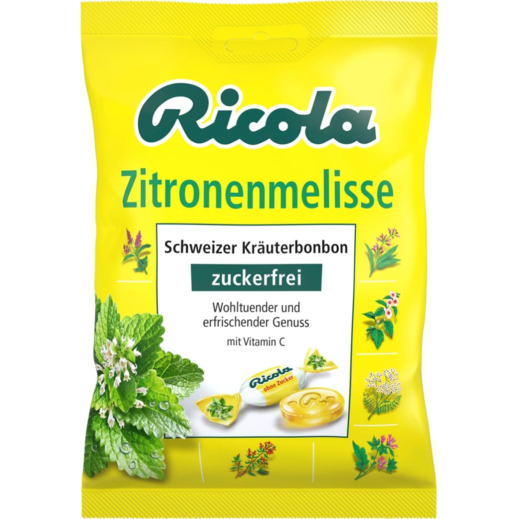Ricola Zitronenmelisse ohne Zucker