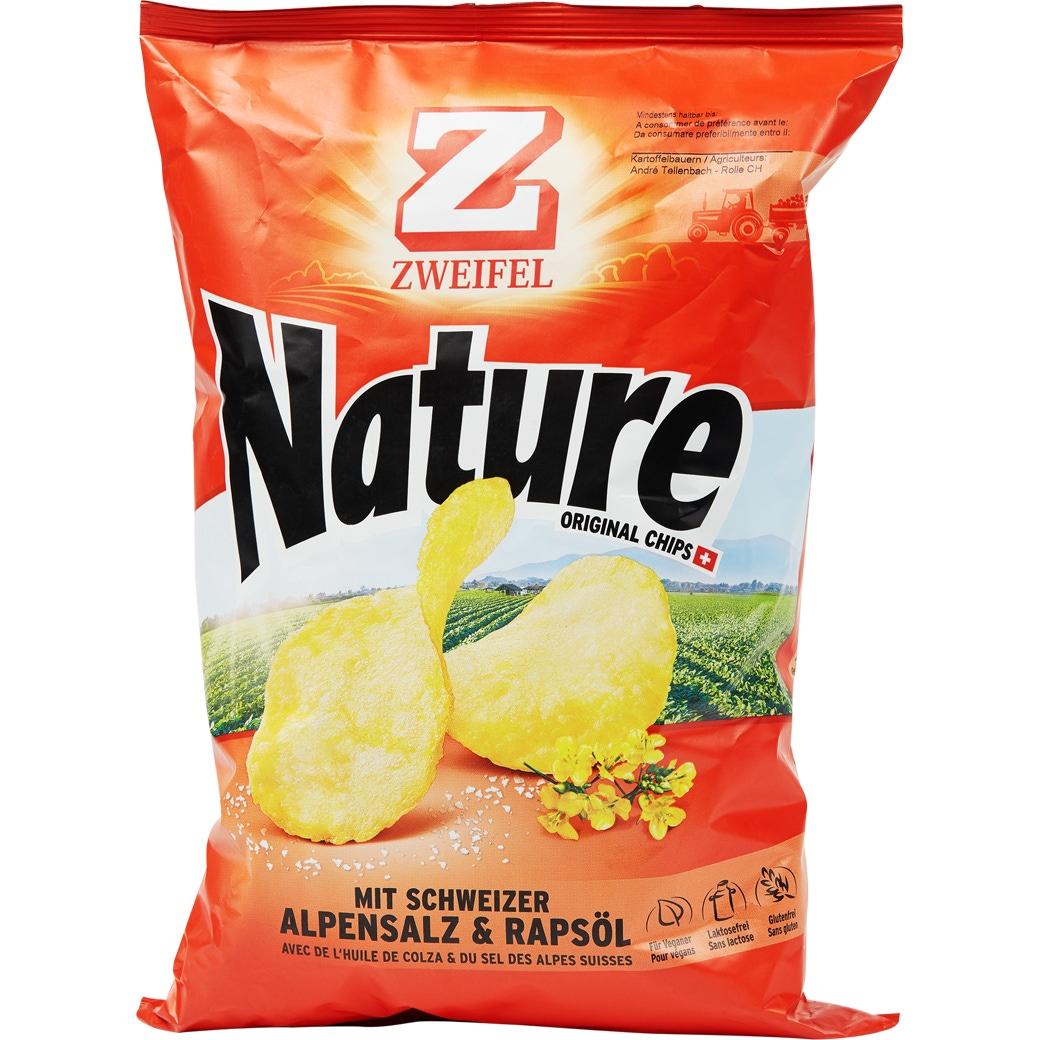 Zweifel Original Chips Nature XL - 280g