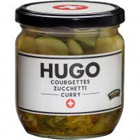 HUGO Zucchetti-Würfel mit Curry - 420g