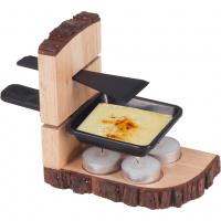 Raclette-Gerät «Wood Raclette»