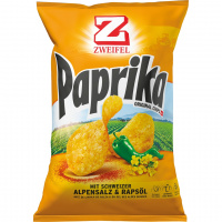 Zweifel Chips Paprika - 30g