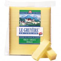AOP Gruyère mild «doux» - 250g