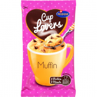 Cup Lovers Muffin Cake - 80g