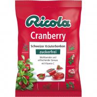 Ricola Cranberry ohne Zucker